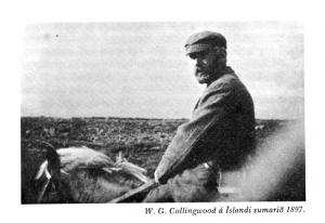 WGC on horseback